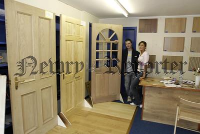Floorboards (ADVERT), Simon and Pamela Flemming.