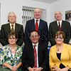 SDLP members join Dominic Bradley at the opening of the new SDLP offices in Newry, , Included are Eddie Mc Grady, Mark Durken, PJ Bradley, Nuala Feehan and Geraldine Donnolly, 07W28N62