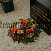 A Wreath is laid from Bessbrook L.O.L.No. 11 to honour the memory of the victims of Kingsmill on 5th January 1976. 07W29N30