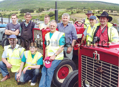 07W29N112 (W) Tractor Club