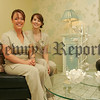 Christina McAnearney and Michelle McColgan from Gifted Beauty Salon. 07W30N6