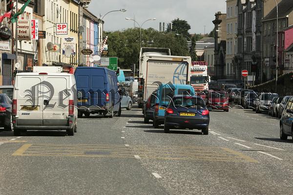 07W32N23 (W) Traffic