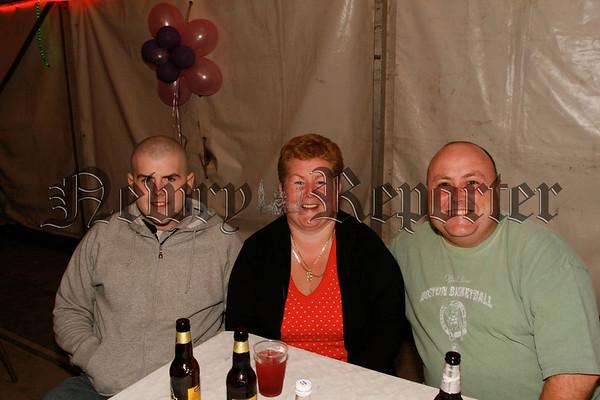 Mc Mahon Family at Shane O'Neills GFC Comedy night, 07W33N60