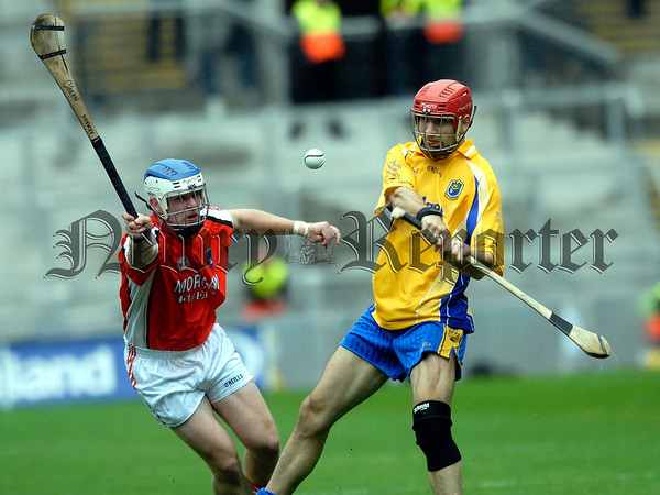 Nicky Rackard Cup Final Armagh v Roscommon. Armaghs Ciaran Christie 07W33N252