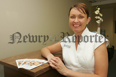 Catherine Murphy Proprietor of THe White Smile Clinic. 07W34N4