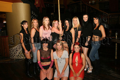 Girls from all over N,Ireland who took part in the X-Pole Factor in The Velvet Night Club, This was the 1st heat of many and two girls go through from each venue to the grand finals later on in the year. 07W36N52