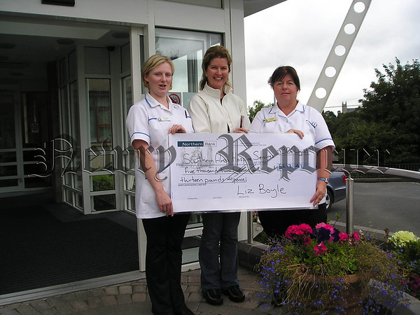07W38N108 (C) Hospice Cheque