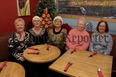 Eilish Donaghy, Rosaleen Byrne, Sheila Tumility, Margaret McCrmack and Helen Garvey. 10W51N11