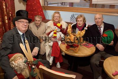 Brian Lever, Patrick Loughran, Eileen Lever, Marie Conlan and Gerry Conlan. 10W51N14