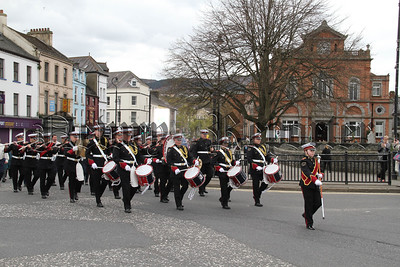SOUTH DOWN SCOUT PARADE
