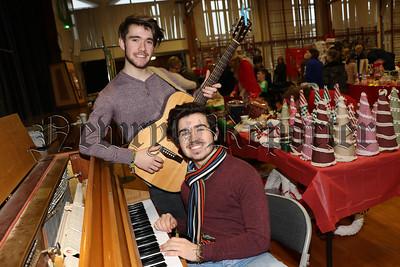 ST MARK'S HIG H SCHOOL CHRISTMAS FAYRE