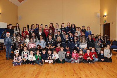CHRISTMAS PARTY FOR WARRENPOINT COMHALTAS