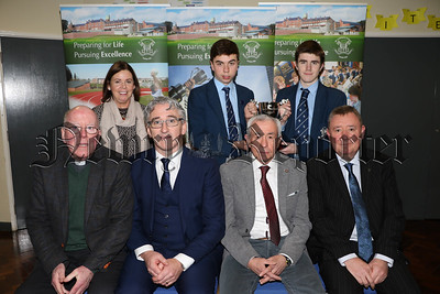 ST COLMAN'S ANNUAL SENIOR PRIZEGIVING MONDAY 19TH DECEMBER 2016