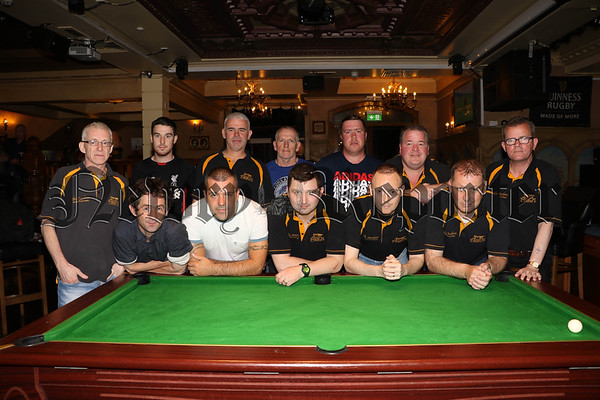 POOL CUP FINAL IN BELLINIS