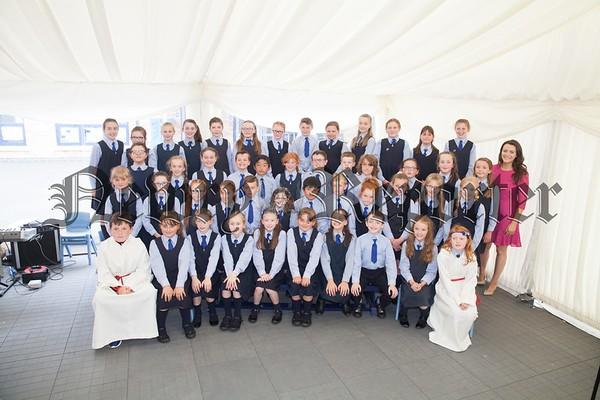 The School Choir. R1724005