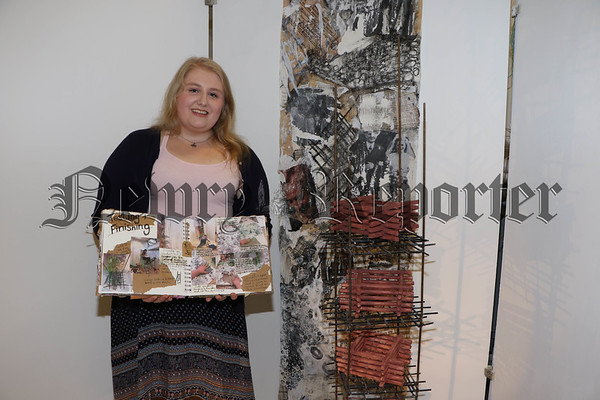 ART EXHIBITION AT SOUTHERN REGIONAL COLLEGE