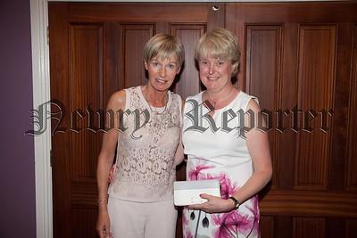 Full members Sunday winner Louise Carr. RS1725013