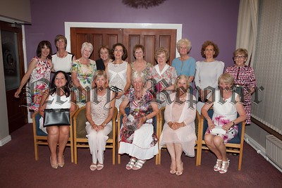 Warrenpoint Golf Club Lady Captains day prizewinners. RS1725011