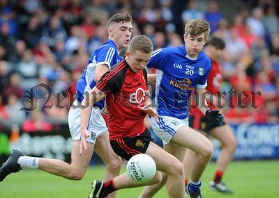 Down v Cavan, Ulster MinorSemi Final, Athletic Grounds, 24.06.17