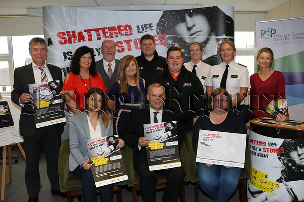 LAUNCH 'WHERE IS YOUR CHILD TONIGHT' ANTI- SOCIAL BEHAVIOUR AWARENESS CAMPAIGN