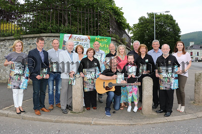 31ST INTERNATIONAL FIDDLERS GREEN FESTIVAL LAUNCHED