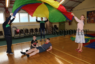Autism HAND Summer Scheme Week at Cloughreagh Community Centre