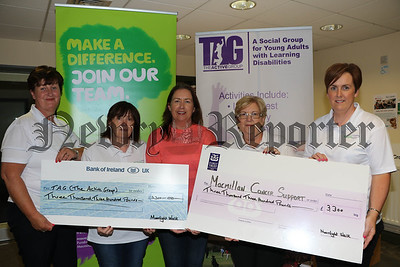Moonlight Walk Present Cheques