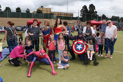 AUTISM FAMILIES FREE FAMILY FUN DAY AT NEWRY HOCKEY CLUB