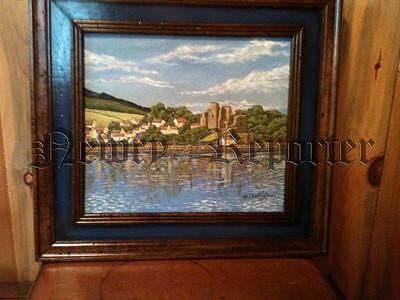 R1730100 - De Chastelain Painting