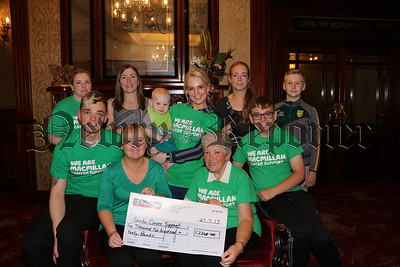 CAMLOUGH COMMUNITY DAY RAISES £2,240 FOR MACMILLAN CANCER SUPPORT