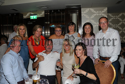 FERGAL FLAHERTY DINNER AND DANCE FOR SOUTHERN AREA HOSPICE