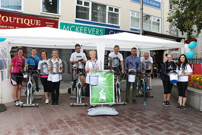 MCKEEVERS CHEMIST HELD SPINATHON FOR S.A.HOSPICE