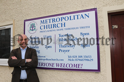 METROPOLITAN CHURCH EDWARD STREET CELEBRATING 30 YEARS IN NEWRY