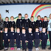 PRIMARY 1 CLASS IN ST MARY'S PRIMARY SCHOOL BARR