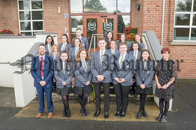 R1740100 NEWRY HIGH SCHOOL PREFECTS