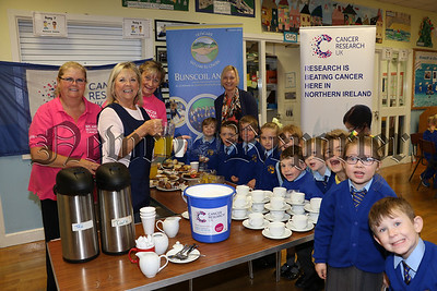 COFFEE MORNING AT BUN SCOIL