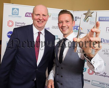 16.	Best Business Growth Award – Around Noon 	Highly Commended – CGDM Construction Sponsored by Southern Regional College