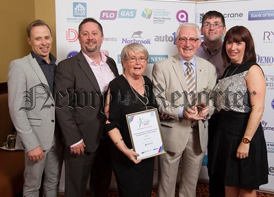 21.	The Greater Newry Diaspora Award – Jerome Mullen Sponsored by Buttercrane Shopping Centre