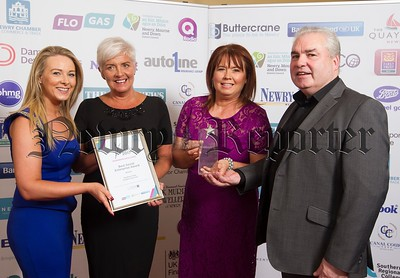 Best Social Enterprise Award – Southern Area Hospice Highly Commended – Cycle Recycle Sponsored by Newry & Mourne Enterprise Agency
