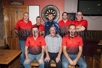 First and Last Darts Team Warrenpoint. RS1742003