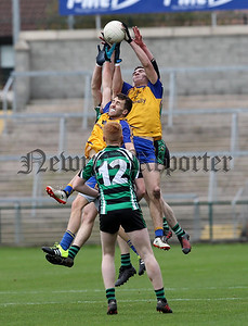 Killeavy v Silverbridge, IFC Final, Athletic Grounds, 15.10.17