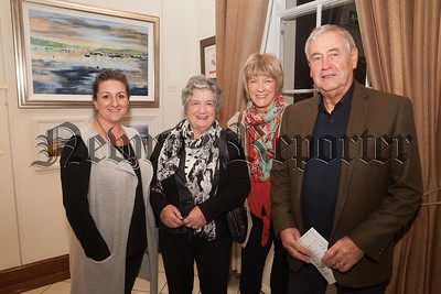 Carol Durand, Betty Clarke, Jo Peel and Ben Peel. R1744003