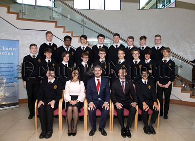 ABBEY CHRISTIAN BROTHERS GRAMMAR SCHOOL GCSE PRIZE GIVING AND AWARDS CEREMONY