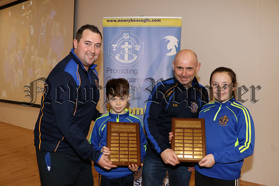 NEWRY BOSCO ACADEMY AWARDS CEREMONY