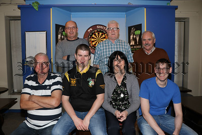 DARTS IN THE WINDMILL BAR