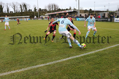 DANSKE BANK PREMIERSHIP  - WARRENPOINT TOWN AGAINST CRUSADERS FC