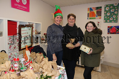XMAS FAYRE AT HEAD INJURY SUPPORT