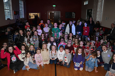 WARRENPOINT PANTO CHILDRENS CHRISTMAS DISCO