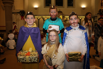 KILLOWEN PRIMARY SCHOOL NATIVITY PLAY
