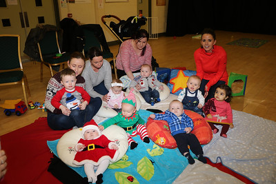 BUMPS AND BABIES AT SURESTART ALTNAVEIGH HOUSE